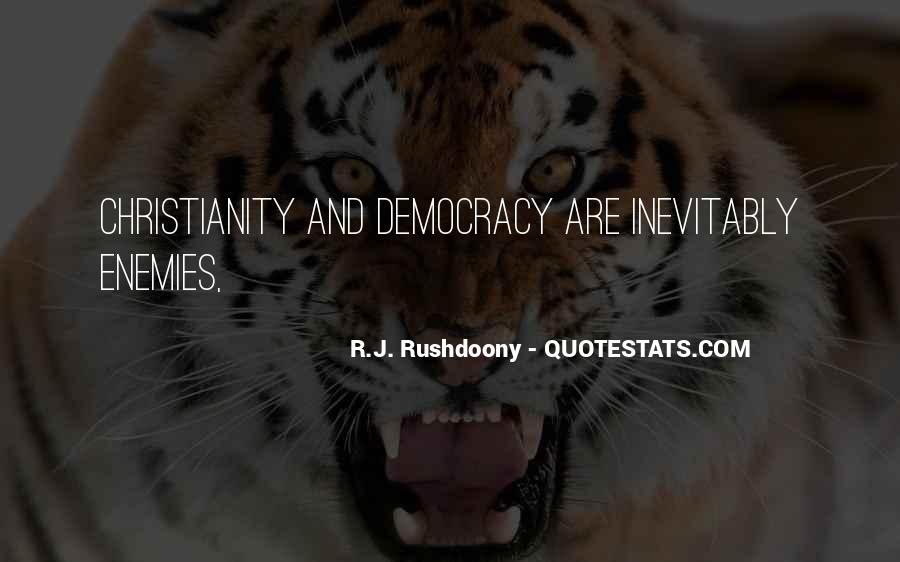 R.J. Rushdoony Quotes #558391