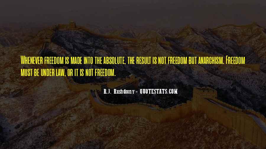 R.J. Rushdoony Quotes #573202