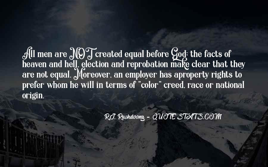 R.J. Rushdoony Quotes #690121