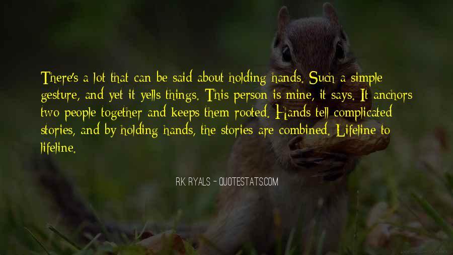 R.K. Ryals Quotes #1683745