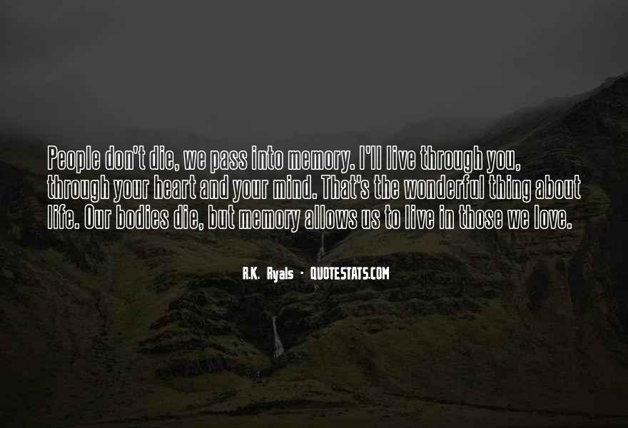 R.K. Ryals Quotes #1826934