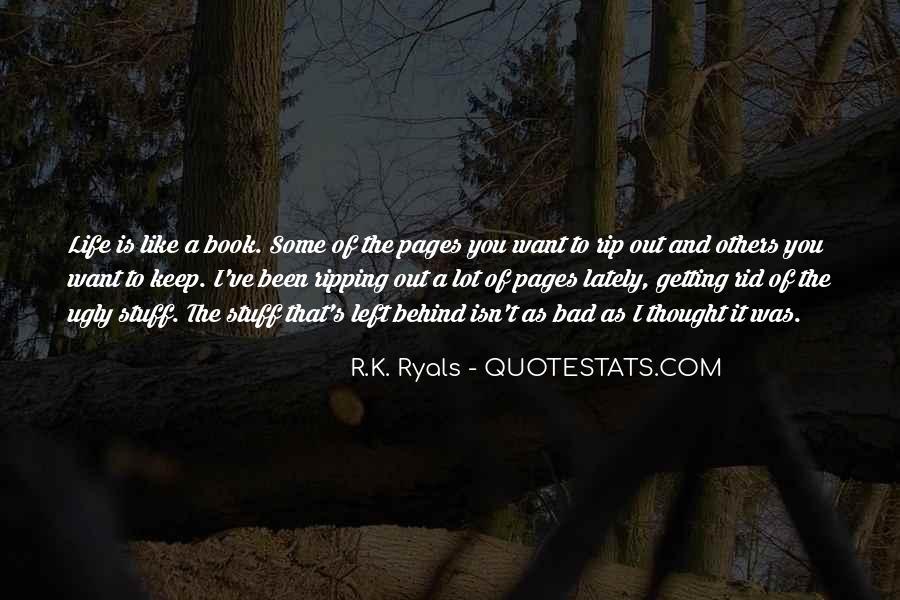 R.K. Ryals Quotes #473752