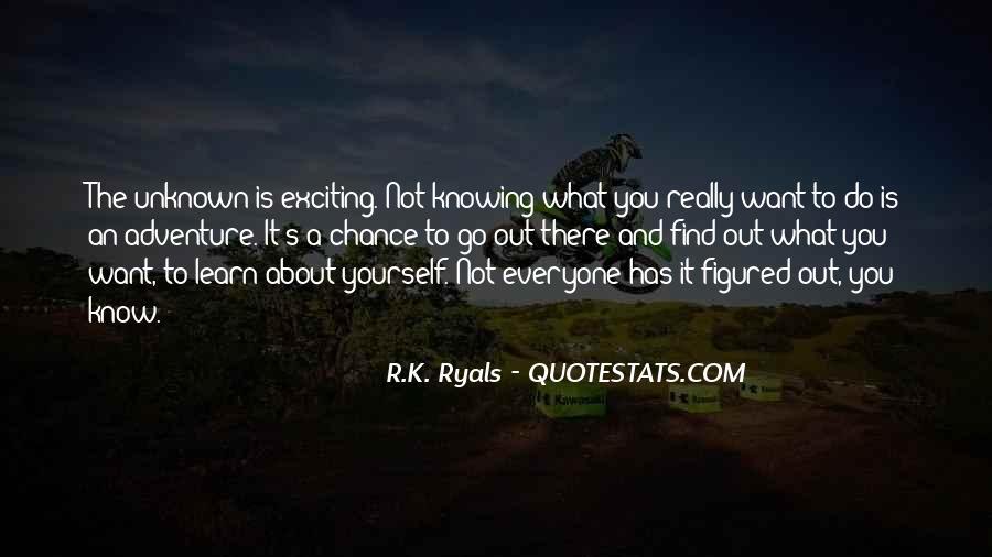 R.K. Ryals Quotes #978942