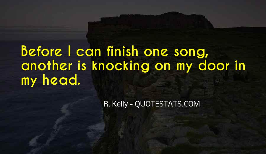 R. Kelly Quotes #688864