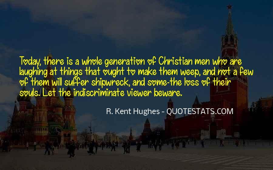 R. Kent Hughes Quotes #1413703