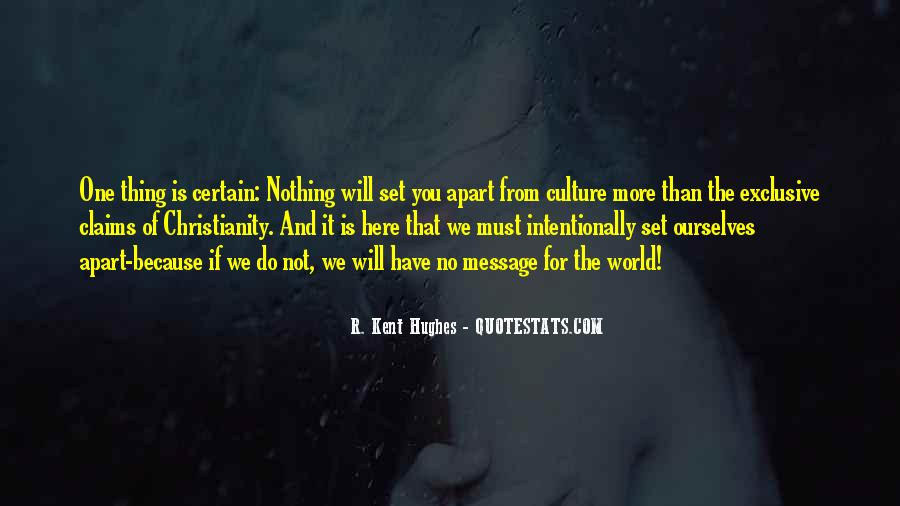 R. Kent Hughes Quotes #859315