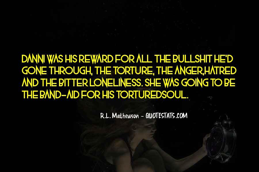 R.L. Mathewson Quotes #13554