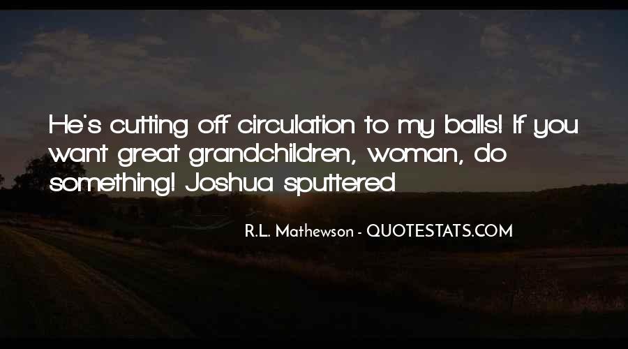 R.L. Mathewson Quotes #1500947