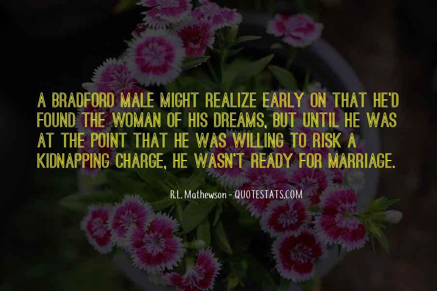 R.L. Mathewson Quotes #1546102