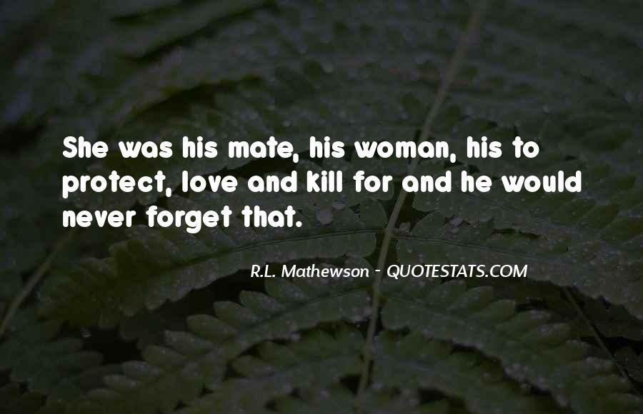 R.L. Mathewson Quotes #221335