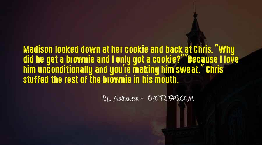 R.L. Mathewson Quotes #974934