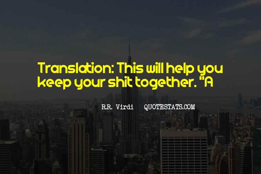 R.R. Virdi Quotes #1148390