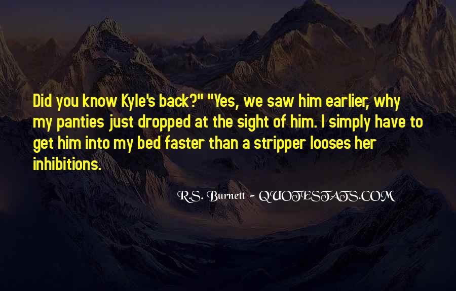 R.S. Burnett Quotes #1230342