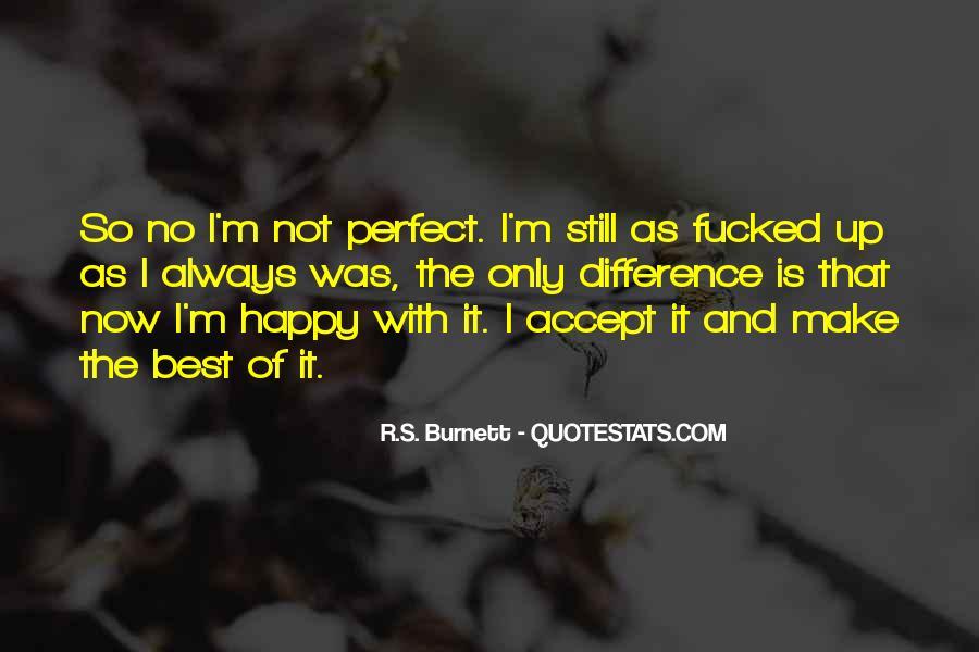 R.S. Burnett Quotes #951722