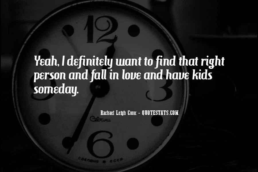 Rachael Leigh Cook Quotes #1059885