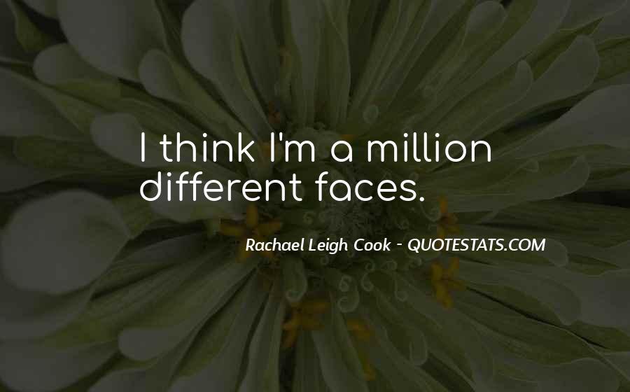 Rachael Leigh Cook Quotes #269545