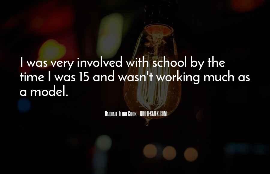 Rachael Leigh Cook Quotes #99087