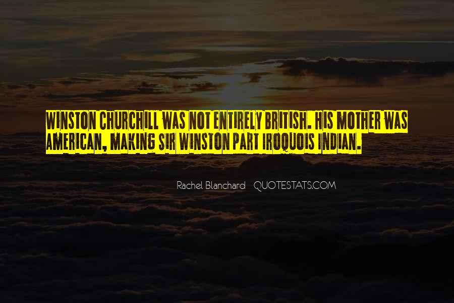 Rachel Blanchard Quotes #1001148