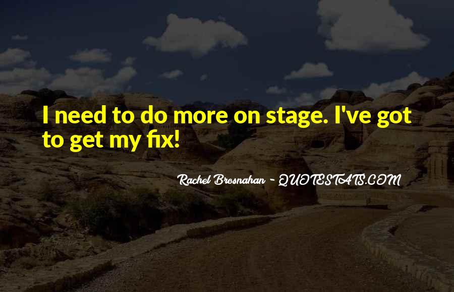 Rachel Brosnahan Quotes #214996