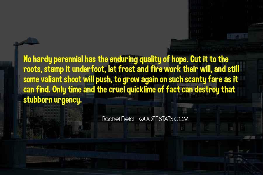 Rachel Field Quotes #1381232