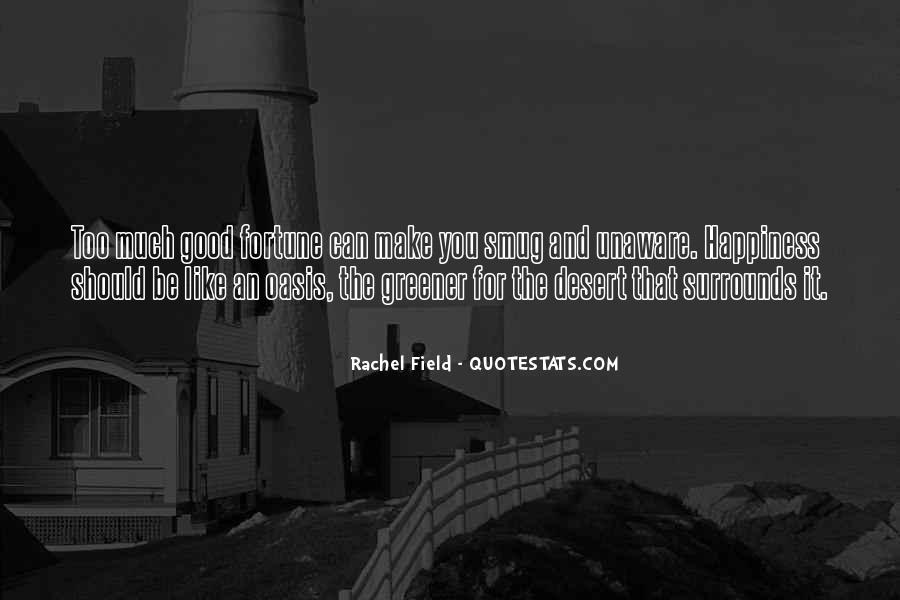 Rachel Field Quotes #1688187
