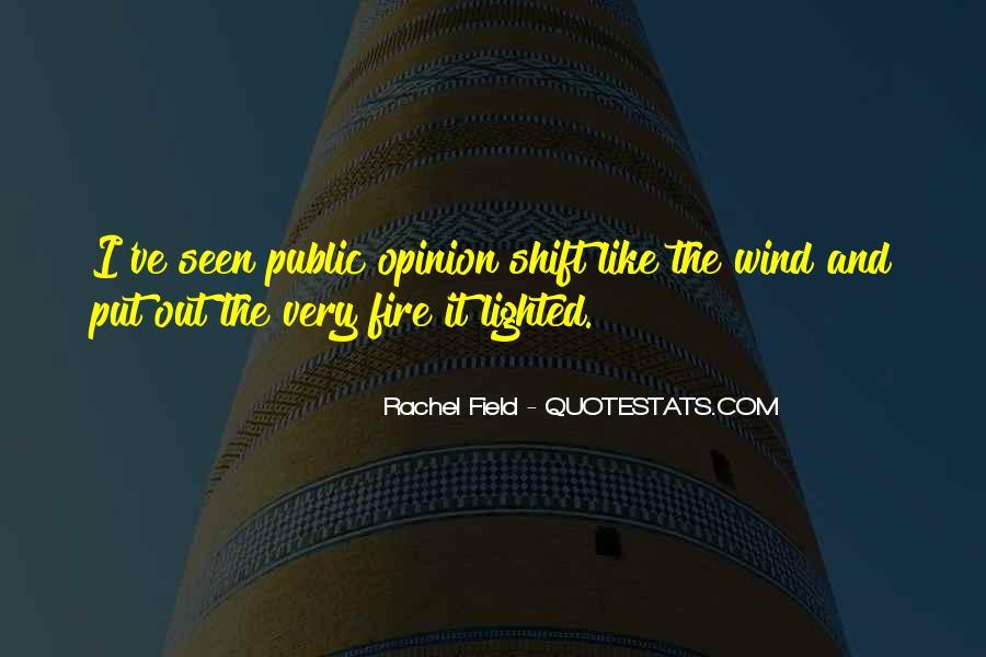 Rachel Field Quotes #223218