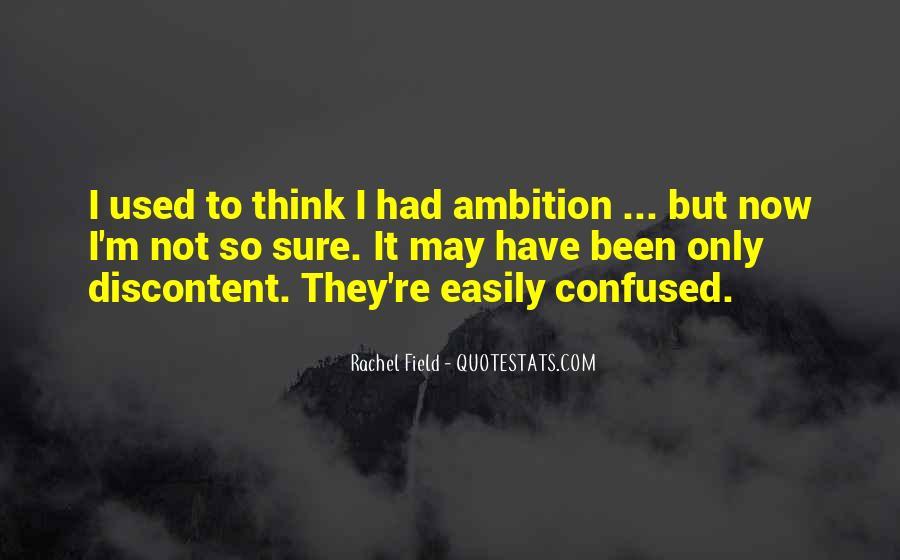Rachel Field Quotes #433586