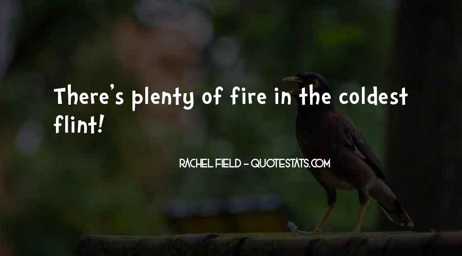 Rachel Field Quotes #616111