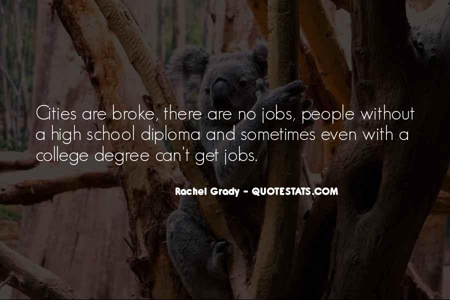 Rachel Grady Quotes #725468