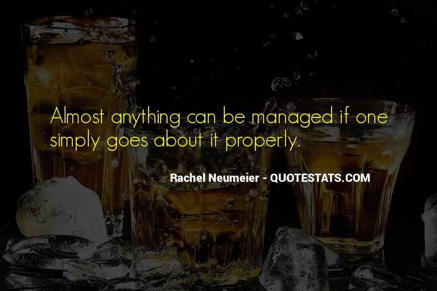 Rachel Neumeier Quotes #1158742