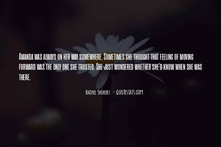 Rachel Shukert Quotes #442511