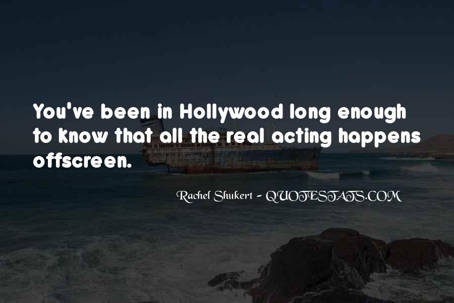 Rachel Shukert Quotes #751627