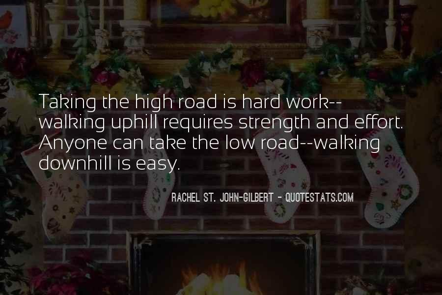 Rachel St. John-Gilbert Quotes #1017665