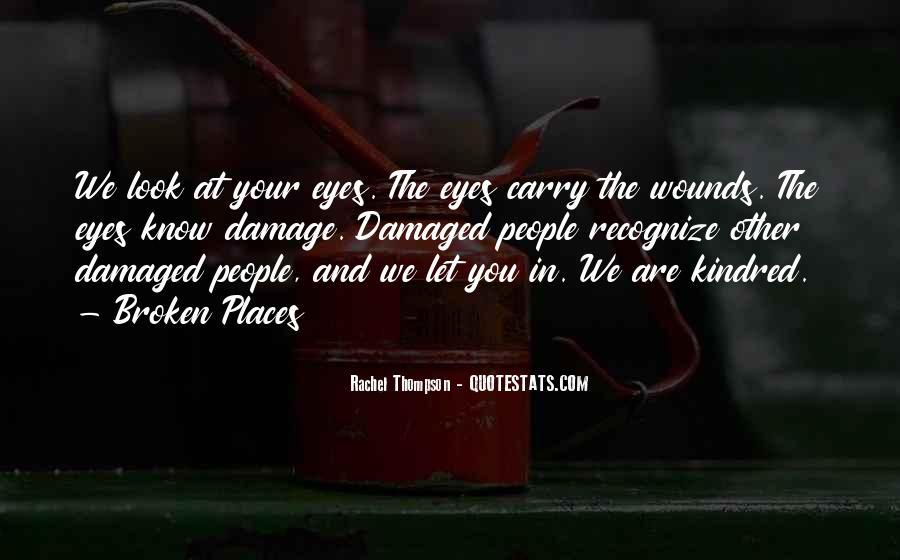 Rachel Thompson Quotes #1151408