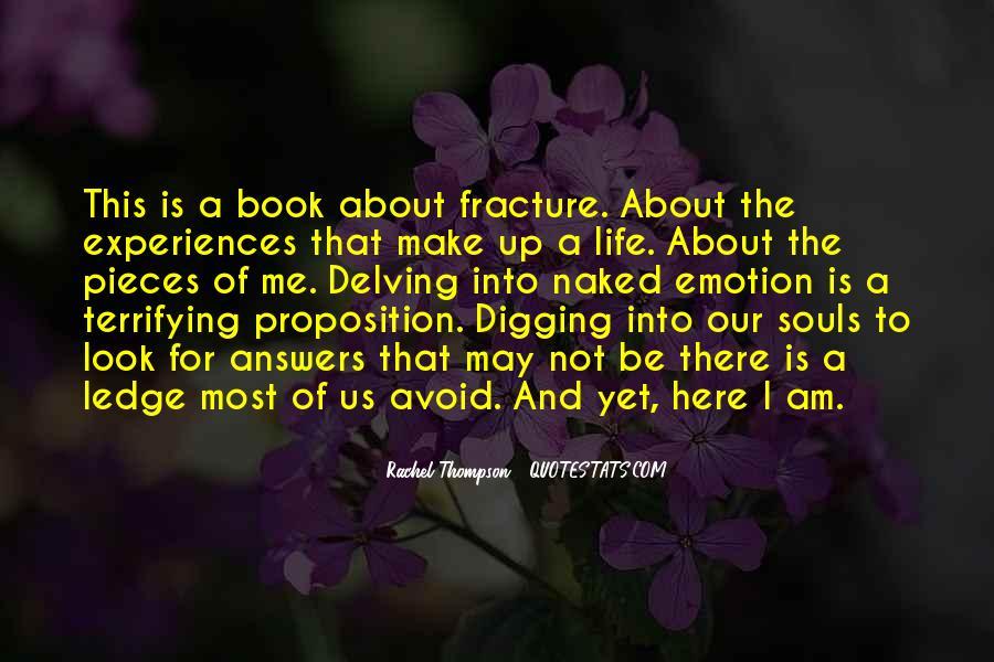 Rachel Thompson Quotes #1470979