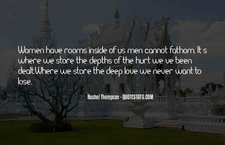 Rachel Thompson Quotes #1779492