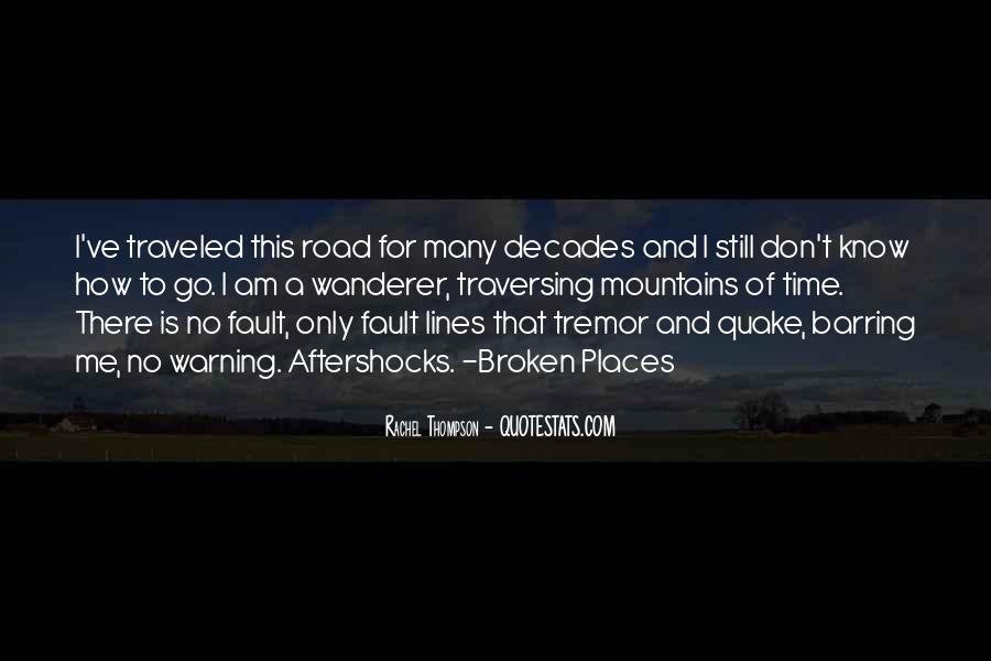 Rachel Thompson Quotes #268030