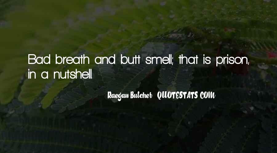 Raegan Butcher Quotes #1097918