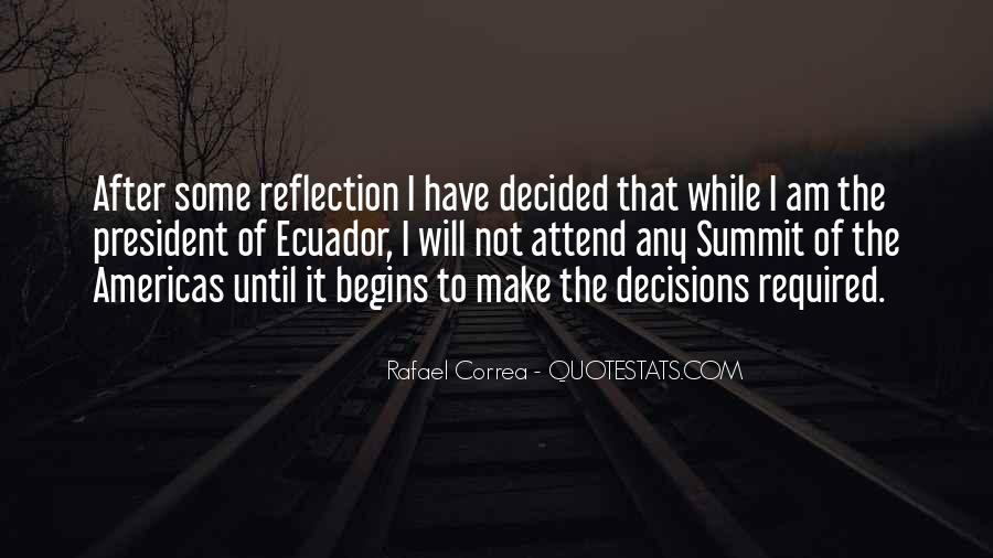 Rafael Correa Quotes #1237559