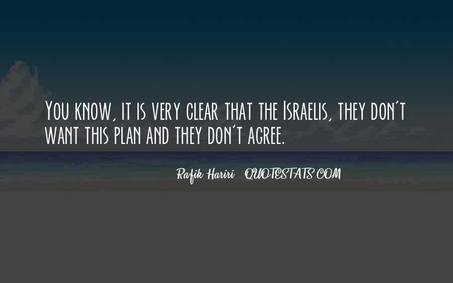 Rafik Hariri Quotes #1191225