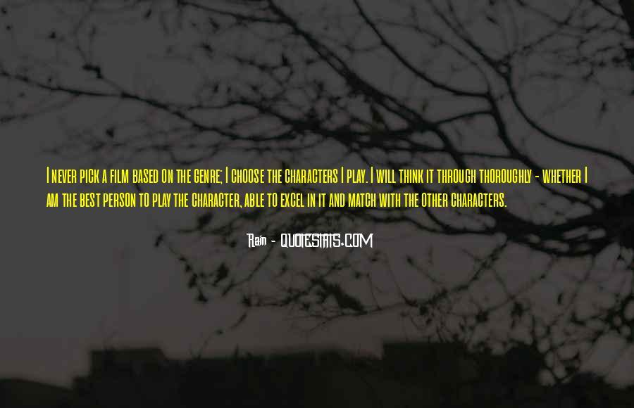 Rain Quotes #240012
