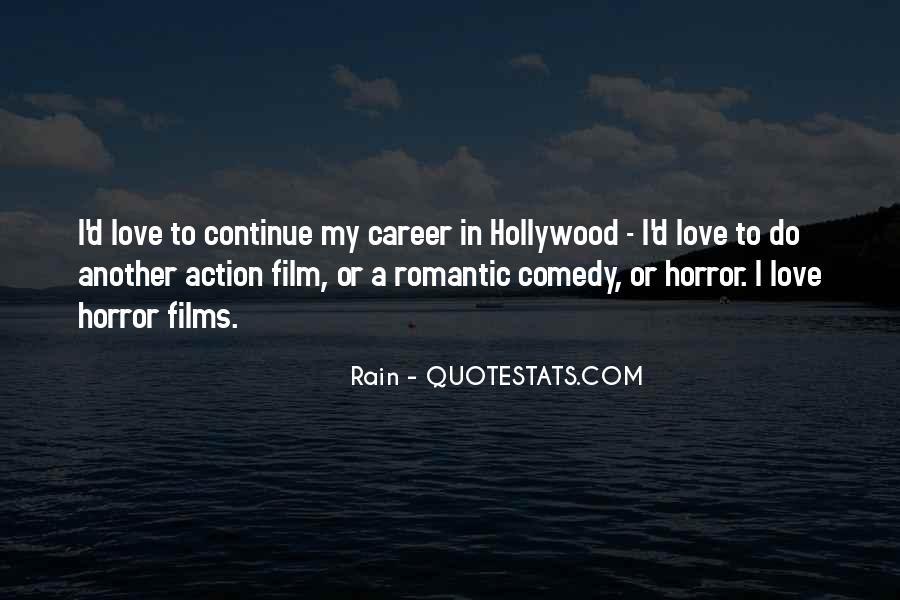 Rain Quotes #288973