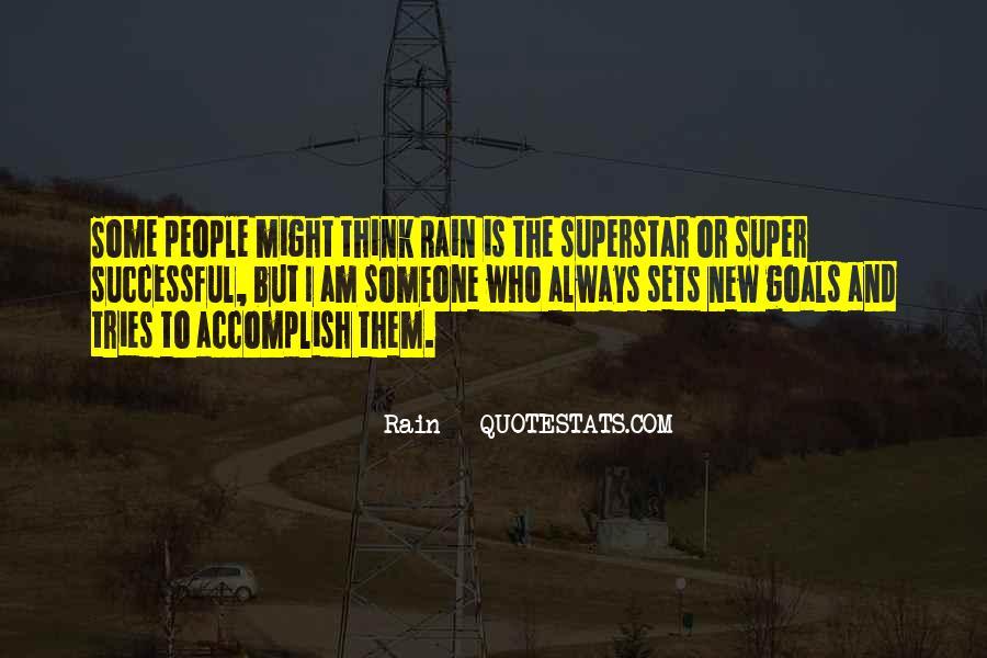 Rain Quotes #915996
