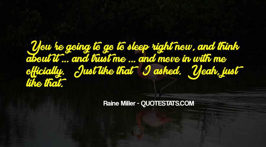 Raine Miller Quotes #1030378