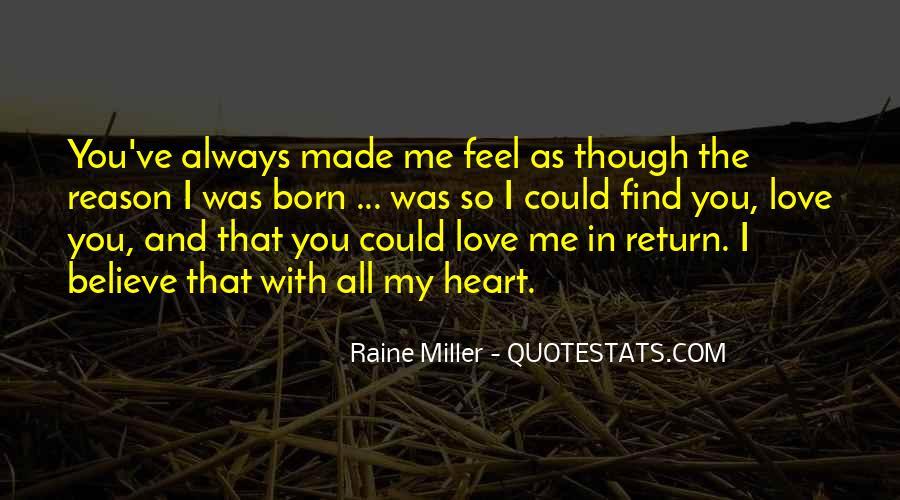 Raine Miller Quotes #1048388