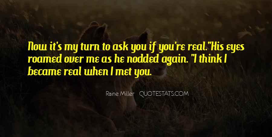 Raine Miller Quotes #1119306