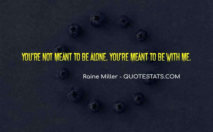 Raine Miller Quotes #141592