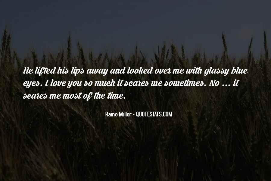 Raine Miller Quotes #1704045