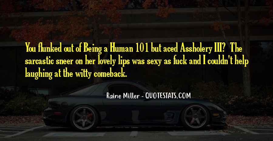 Raine Miller Quotes #285476
