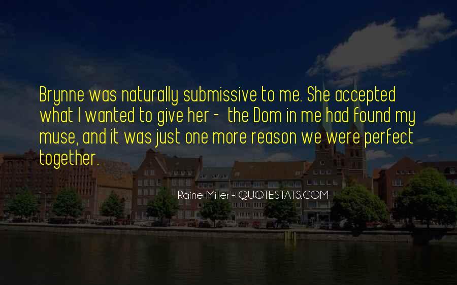 Raine Miller Quotes #290394